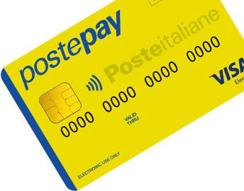 Pagare con Postepay: come si fa? Viene accettata da tutti?