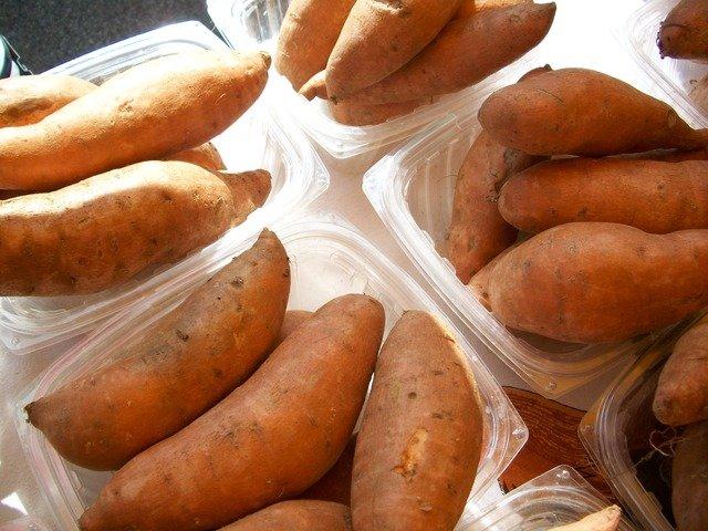 Patate dolci al cartoccio: ecco come prepararle