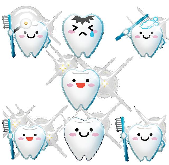 L'importanza di una corretta igiene della bocca per denti puliti e bianchi