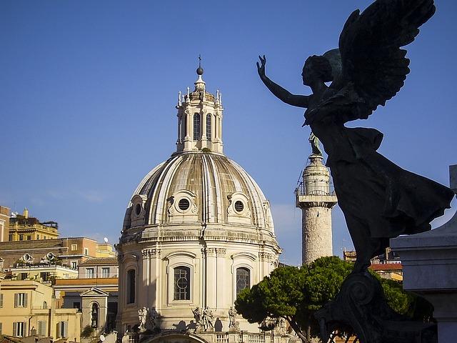 Monumenti di Roma: quali sono i meno noti e i più insolito