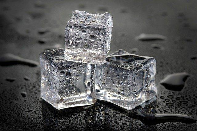 Gli infiniti effetti benefici del ghiaccio